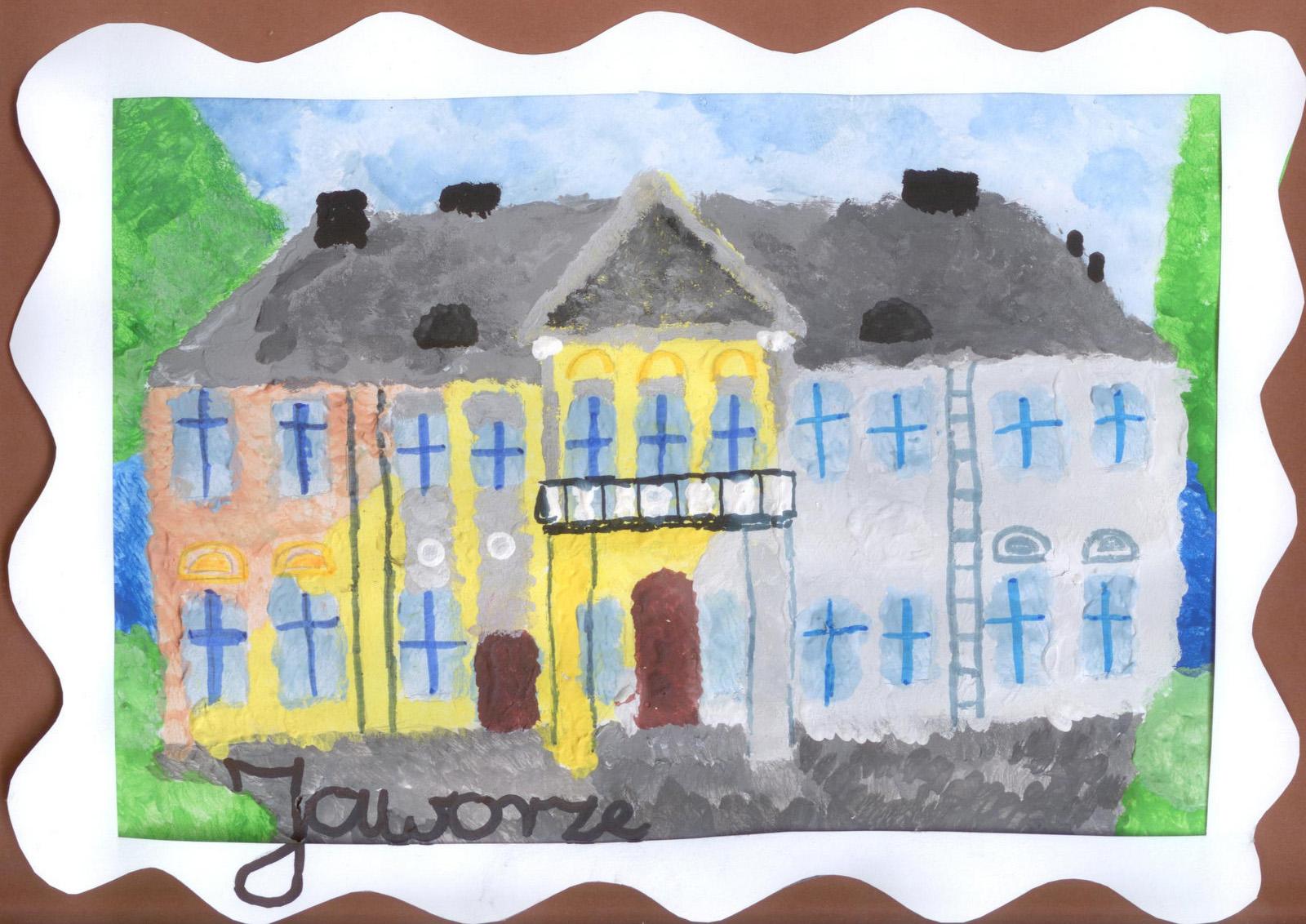 WYRÓŻNIENIE - kategoria I  MICHAŁ ADAMUS, Szkoła Podstawowa nr 1 w Jaworzu